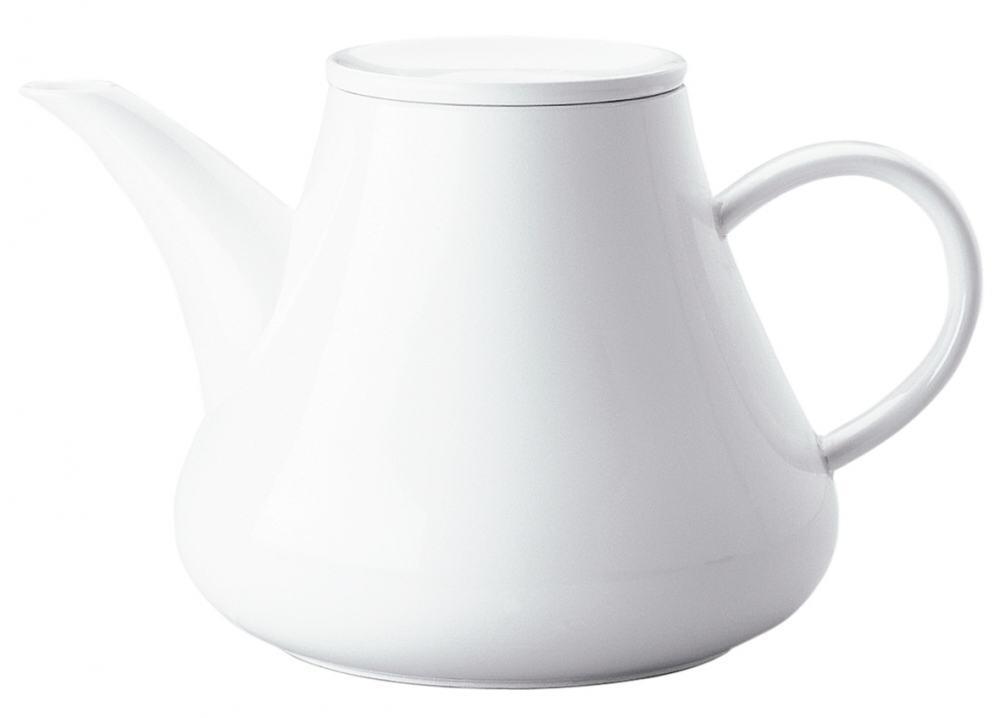 Kahla Five Senses Kaffee-/Tee-Kanne 1,50 l in weiß