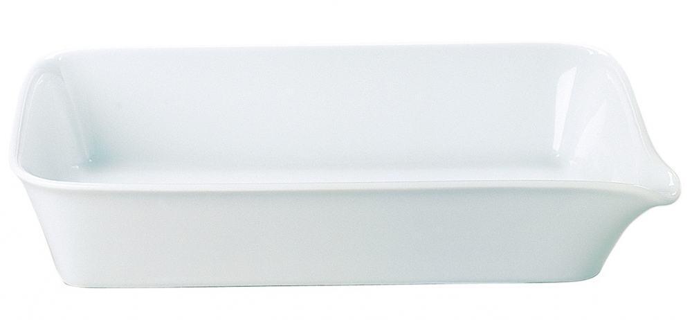 Kahla Five Senses Maxi-Backform 37 x 26 cm in weiß