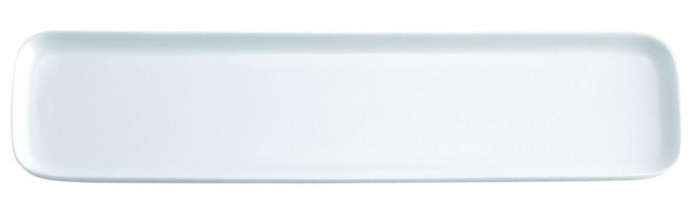 Kahla Abra Cadabra Tablett extralang 44 x 11 cm in weiß
