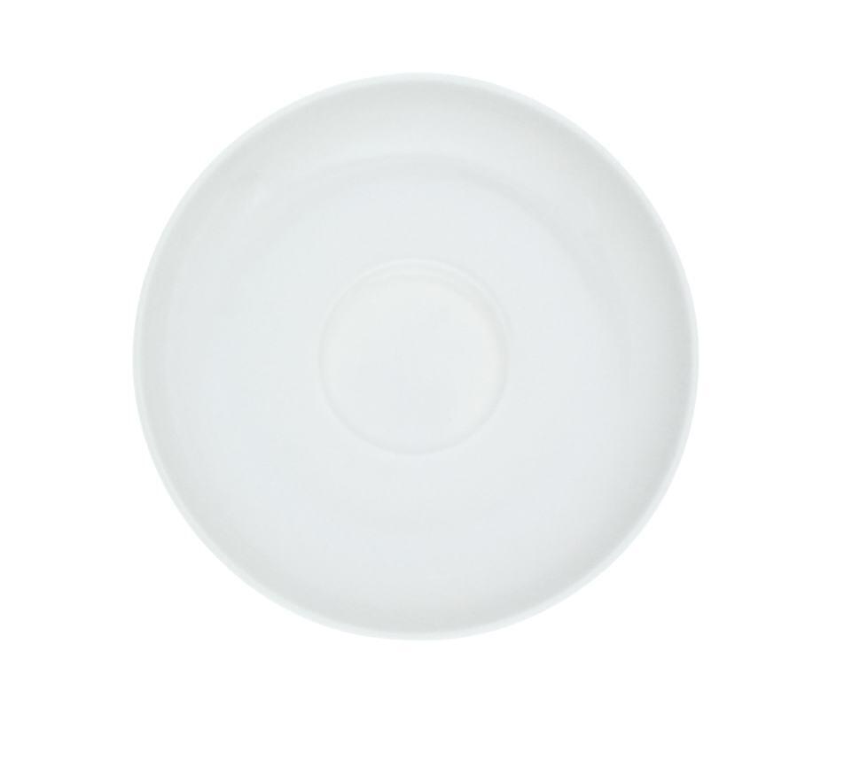 Kahla Aronda Untertasse 12 cm in weiß