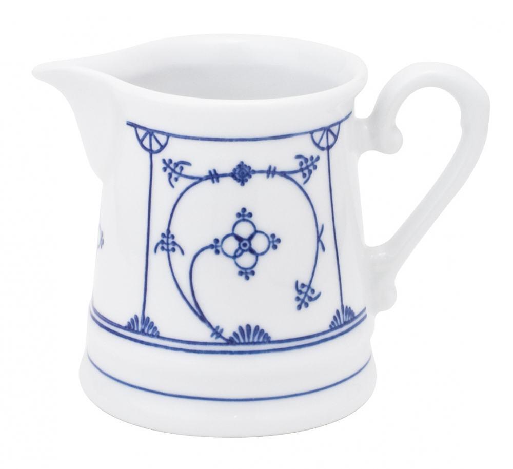 Kahla Tradition Milchkännchen 0,25 l in Blau Saks