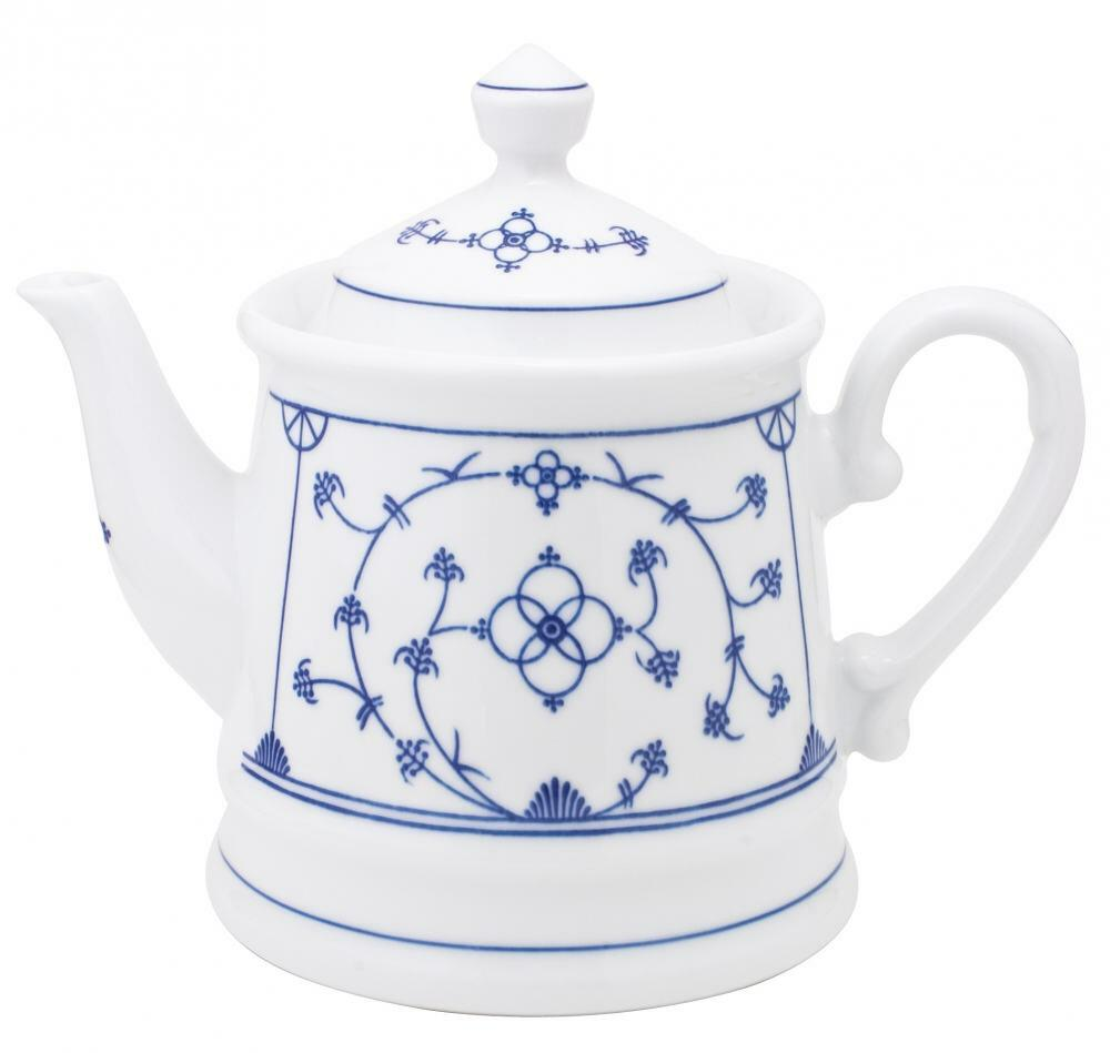 Kahla Tradition Teekanne 1,20 l in Blau Saks