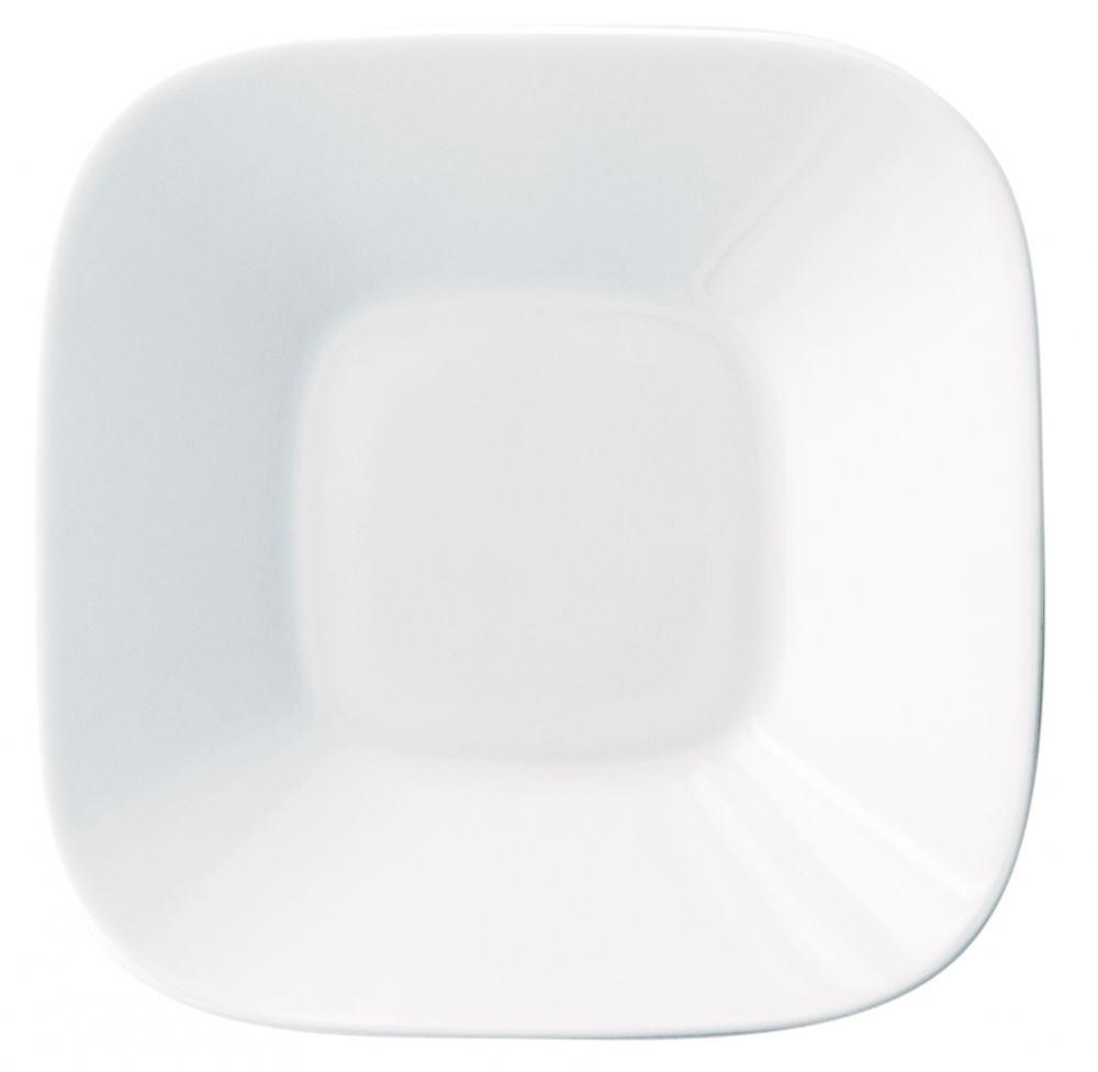Kahla Cumulus Schälchen quadratisch 12 x 12 cm in weiß