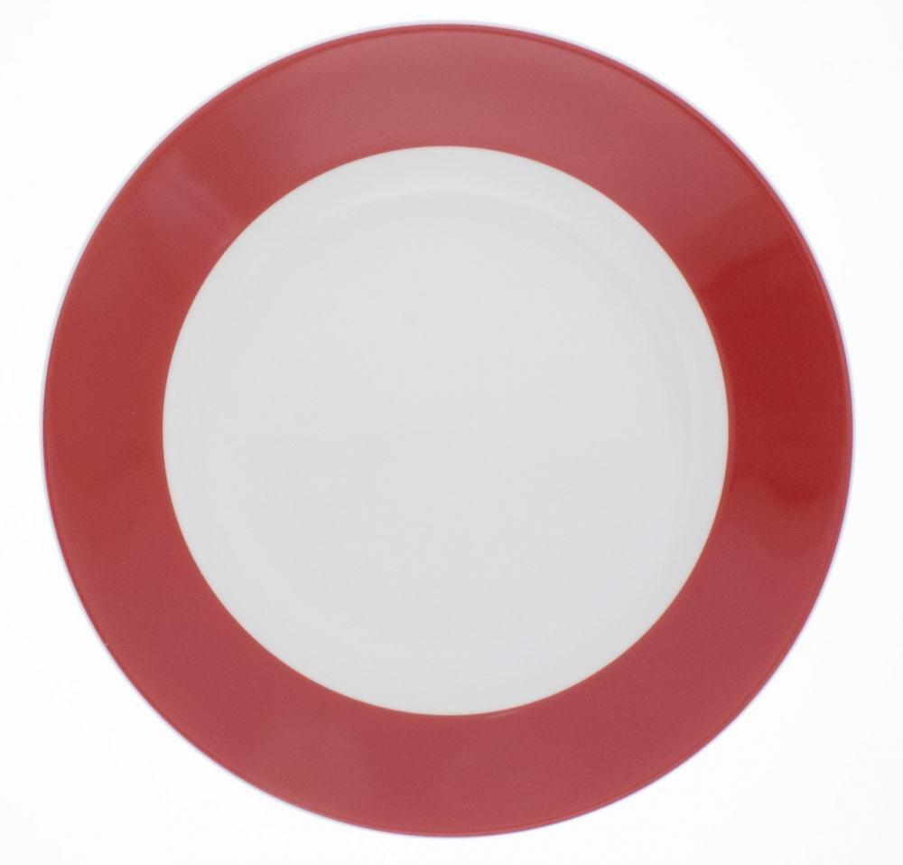 Kahla Pronto Frühstücksteller 20,5 cm in rot