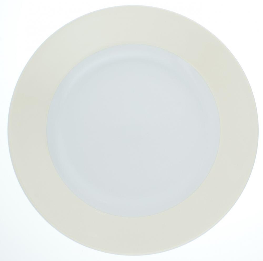 Kahla Pronto Frühstücksteller 20,5 cm in elfenbein