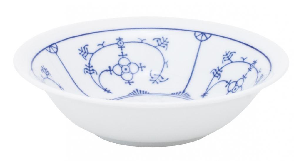 Kahla Tradition Dessertschale 13 cm in Blau Saks