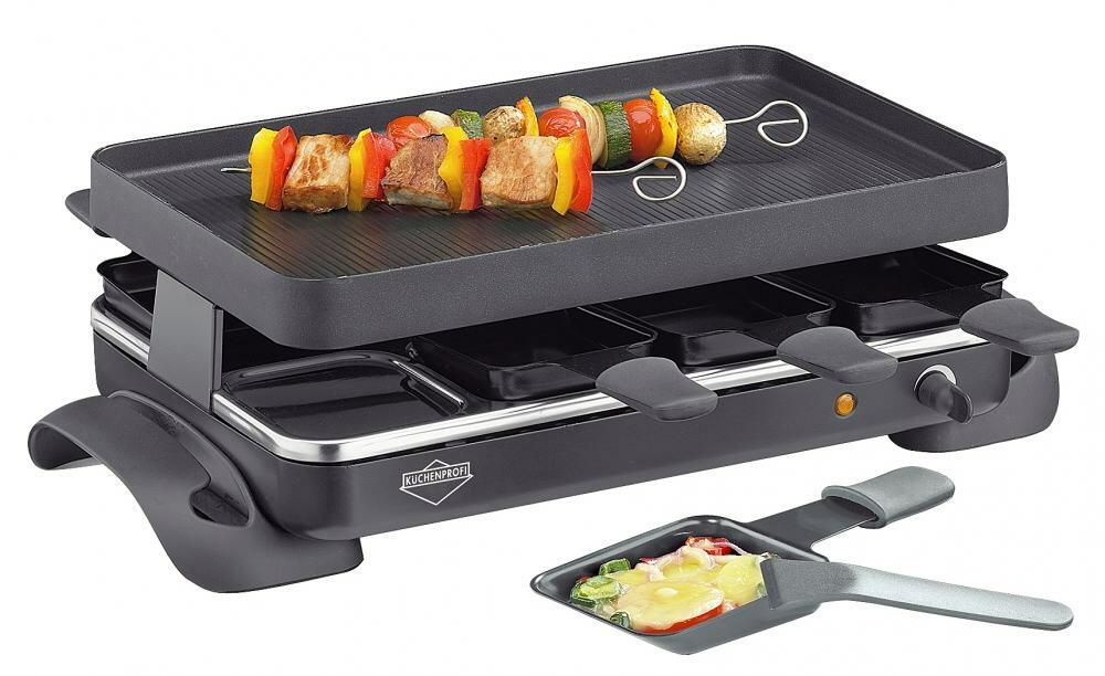 Küchenprofi Raclette Grande