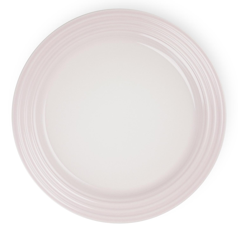 Le Creuset Frühstücksteller in shell pink