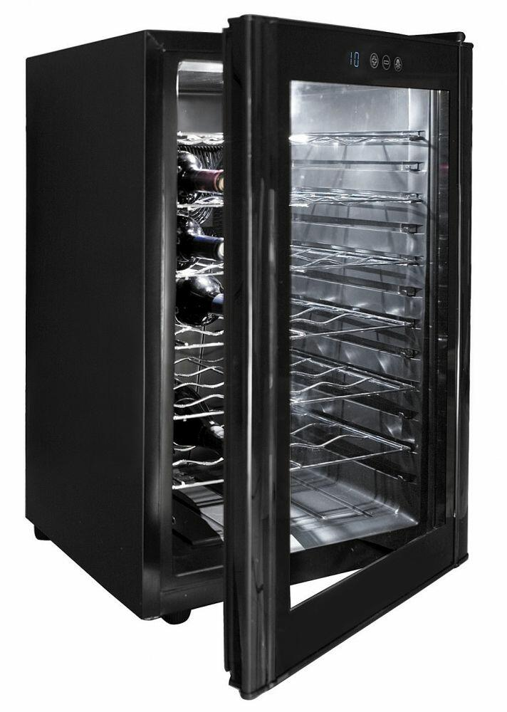 Lacor Weinkühlschrank für 28 Flaschen