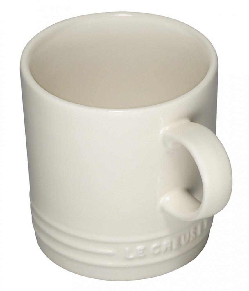 Le Creuset Becher 0,35 Liter in creme