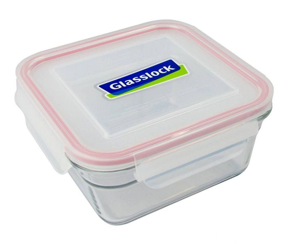 Glasslock Frischhaltebehälter ofengeeignet quadratisch