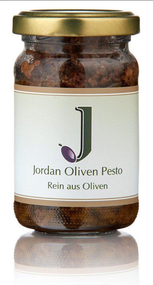 Jordan Oliven-Pesto aus Oliven