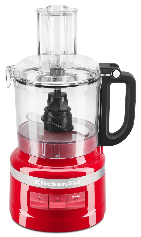 KitchenAid Food Processor 1,7 L in empire red