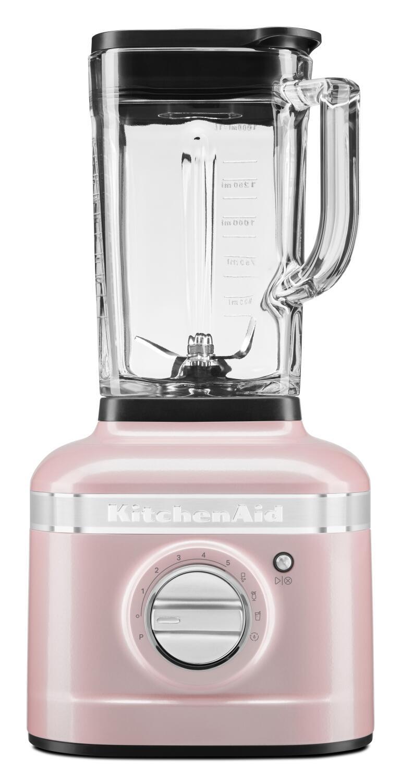 KitchenAid Standmixer Artisan K400 in seidenpink