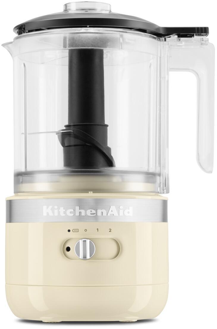KitchenAid Kabelloser Zerkleinerer in creme