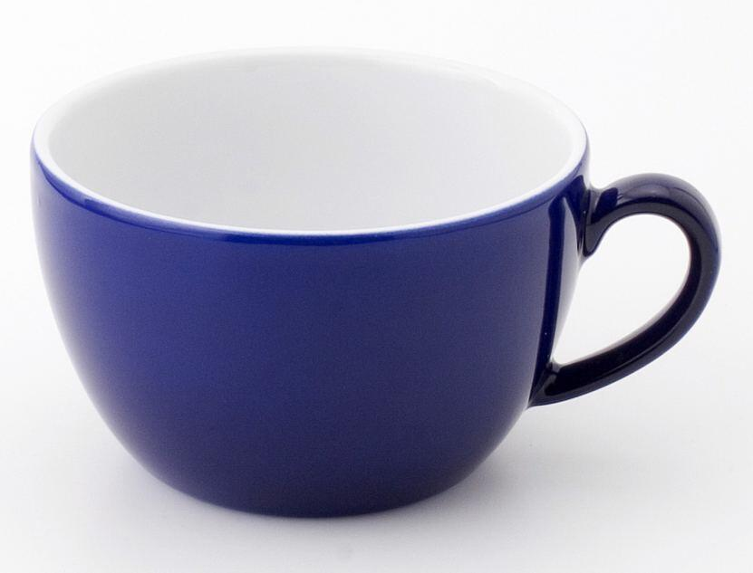Kahla Pronto Cappuccino-Obertasse 0,25 l in nachtblau