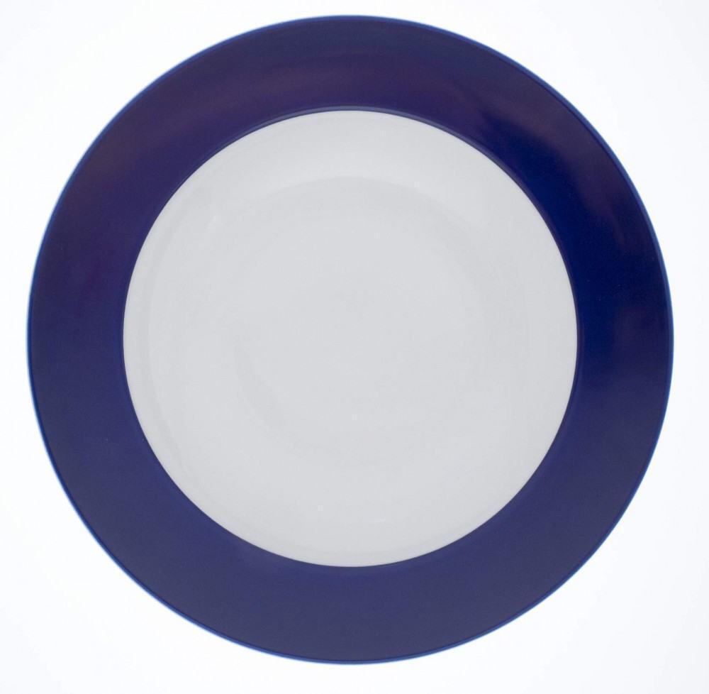Kahla Pronto Brunch-Teller flach 23 cm in nachtblau