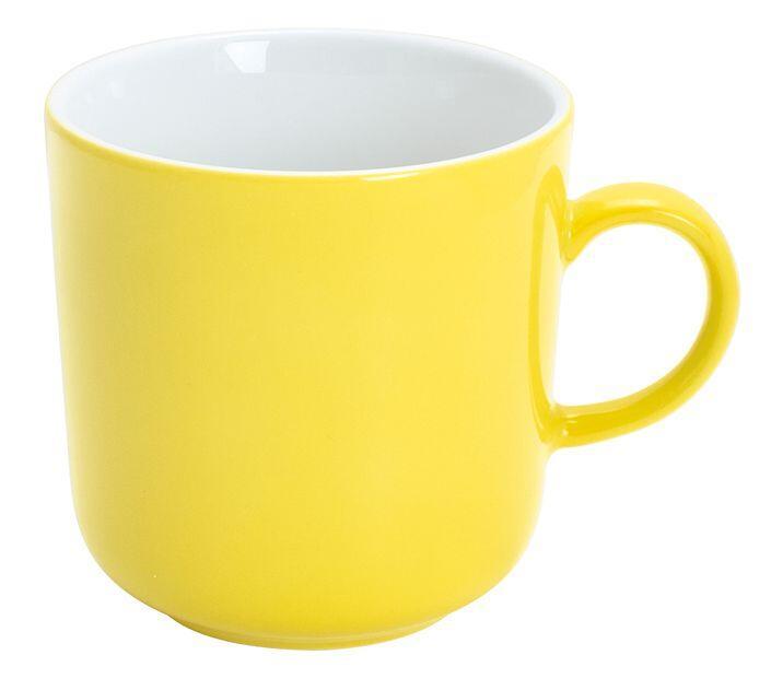 Kahla Pronto Kaffeebecher 0,30 l in zitronengelb
