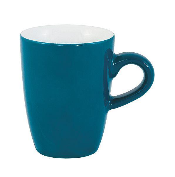 Kahla Pronto Espresso-Obertasse hoch 0,10 l in grün-blau