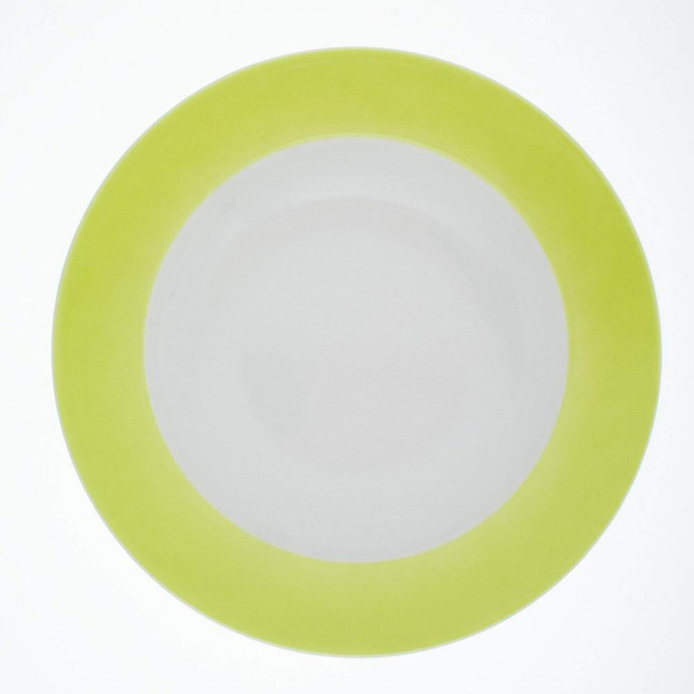 Kahla Pronto Suppenteller 22 cm in limone