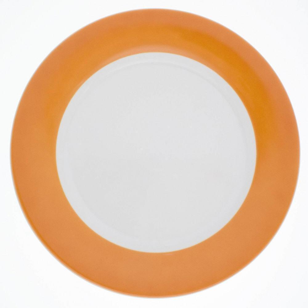 Kahla Pronto Frühstücksteller 20,5 cm in orange
