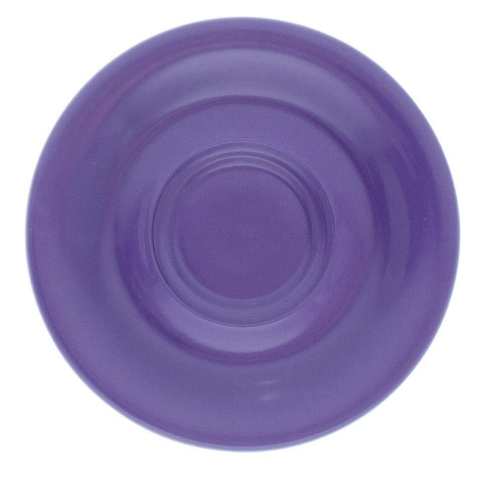 Kahla Pronto Untertasse 16 cm in lila
