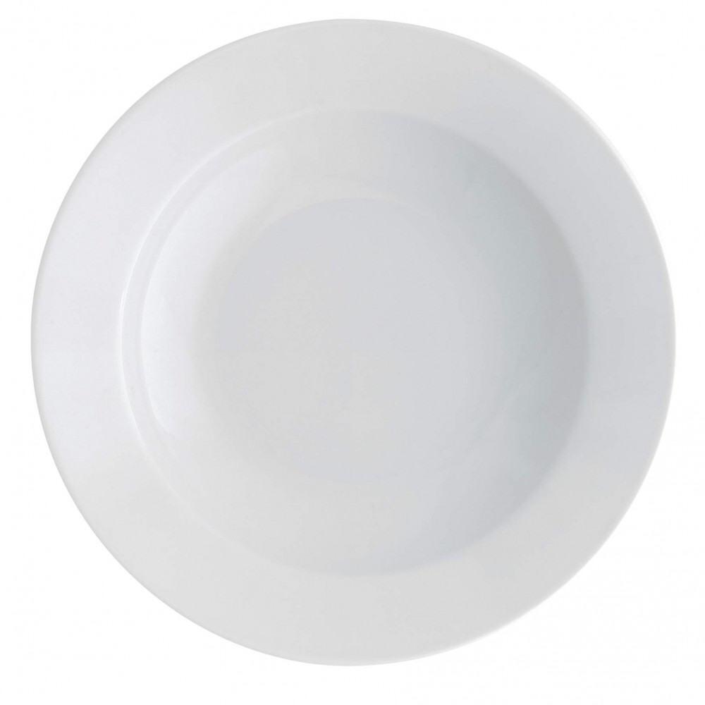 Kahla Pronto Suppenteller 22 cm in weiß