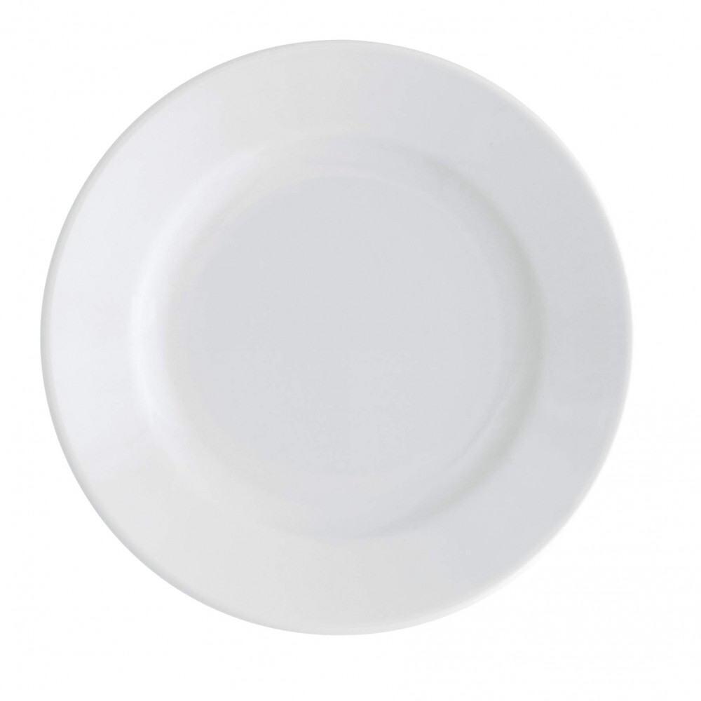 Kahla Pronto Frühstücksteller 20,5 cm in weiß
