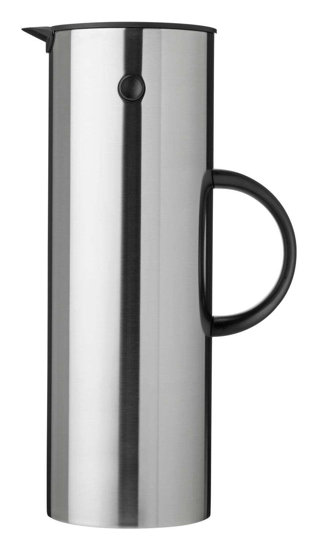Stelton Isolierkanne EM77 1 l in stahl
