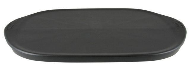 Appolia Plancha oval in schwarz