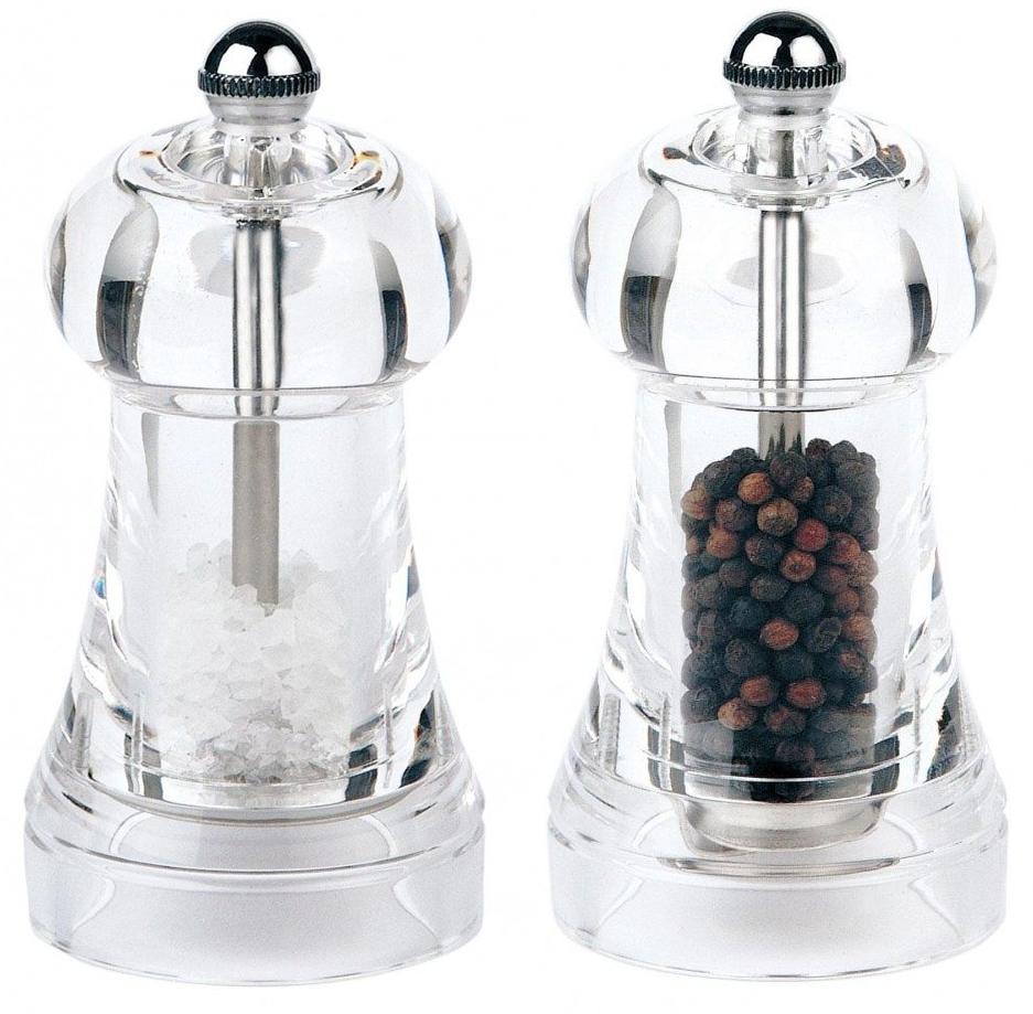 PEUGEOT Pfeffermühle und Salzmühle Toul im Set, 11 cm