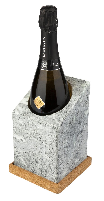 Täljsten Weinkühler aus Speckstein
