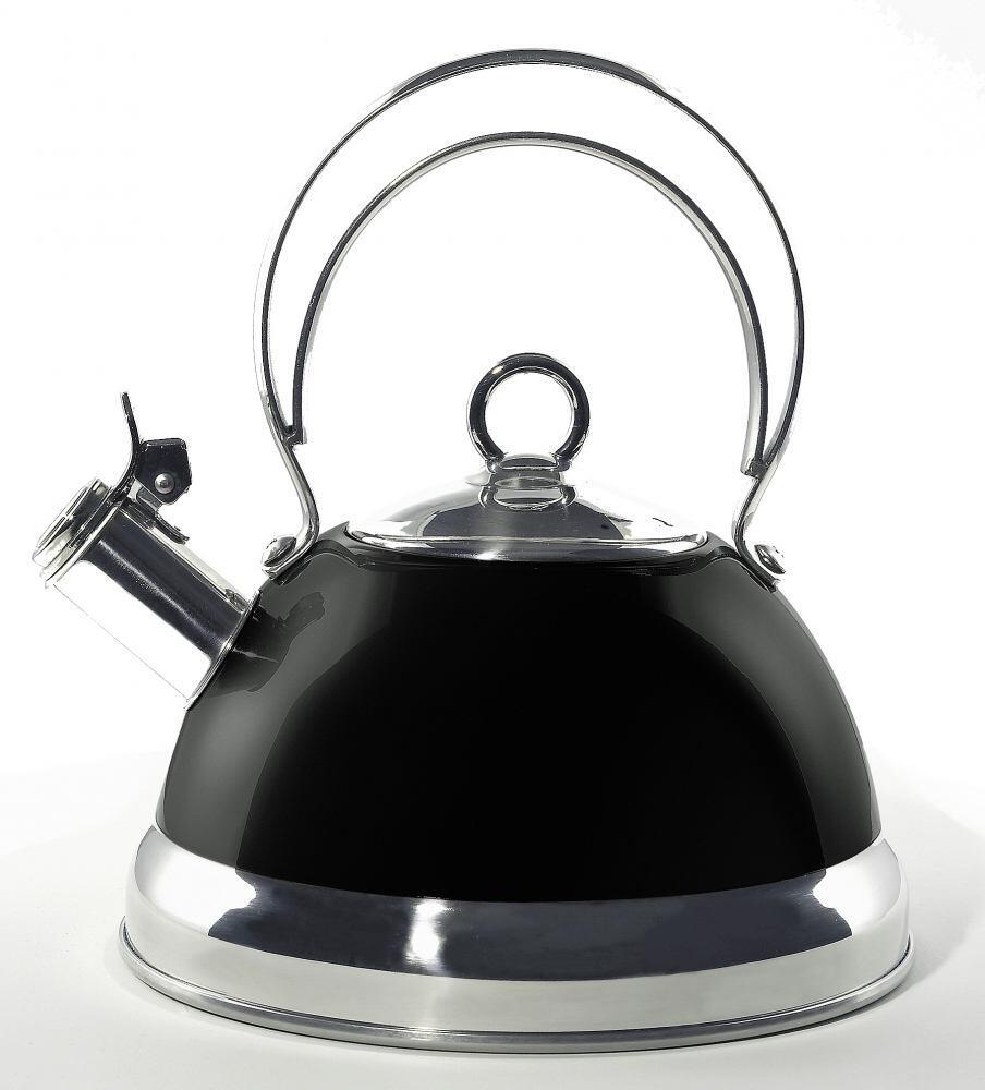 Wesco Flötenkessel Cookware schwarz