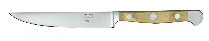 Güde Steakmesser Alpha Olive