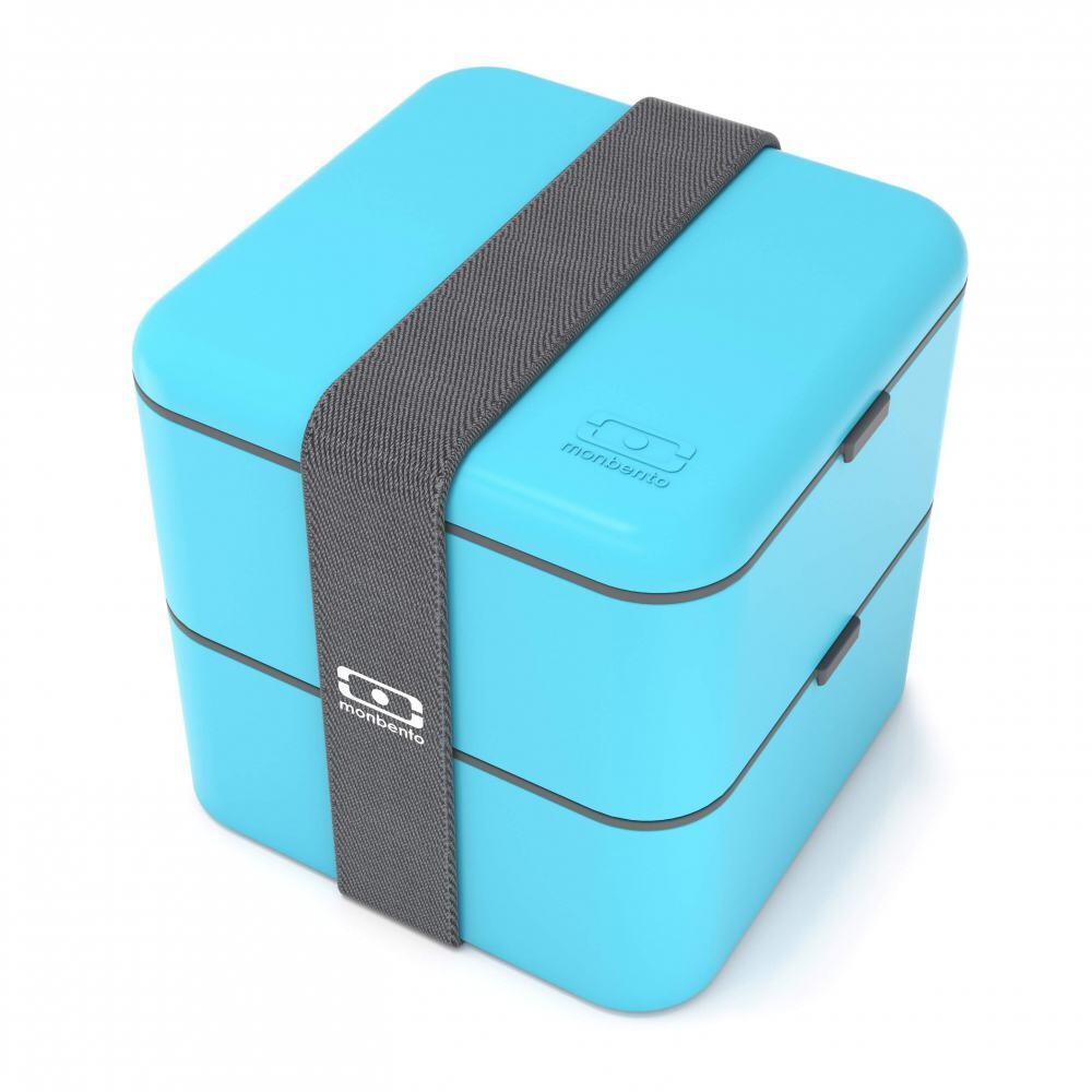 Monbento MB Square Bento-Box in himmelblau
