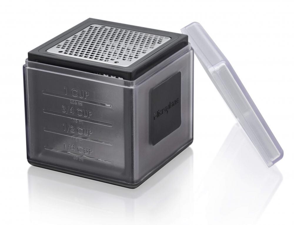 Microplane Multireibe Cube in schwarz