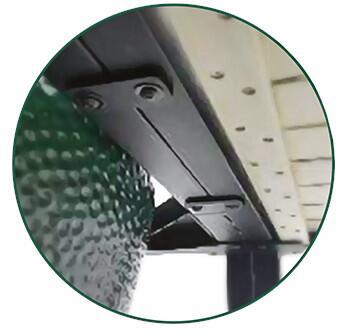 Big Green Egg Verbindungspaket für modulare Untergestelle