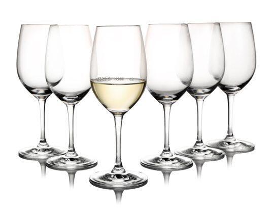 erik bagger Weißweinglas Encore, 6er-Set