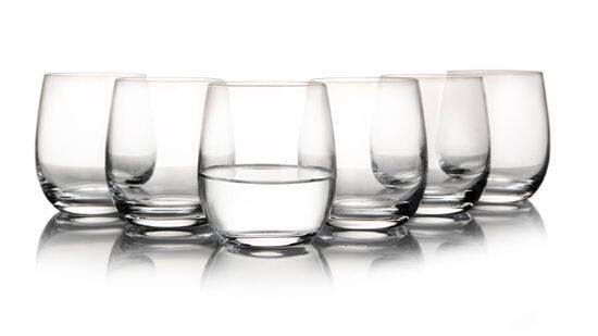 erik bagger Wasserglas Encore, 6er-Set