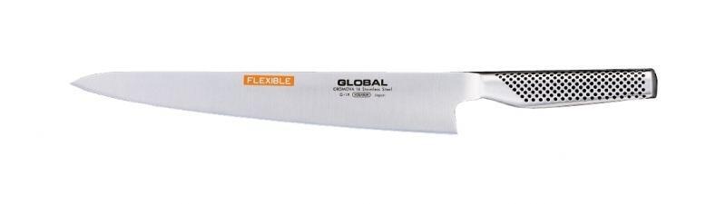 Global G-19 Yoshikin Flexibles Filetiermesser 27 cm