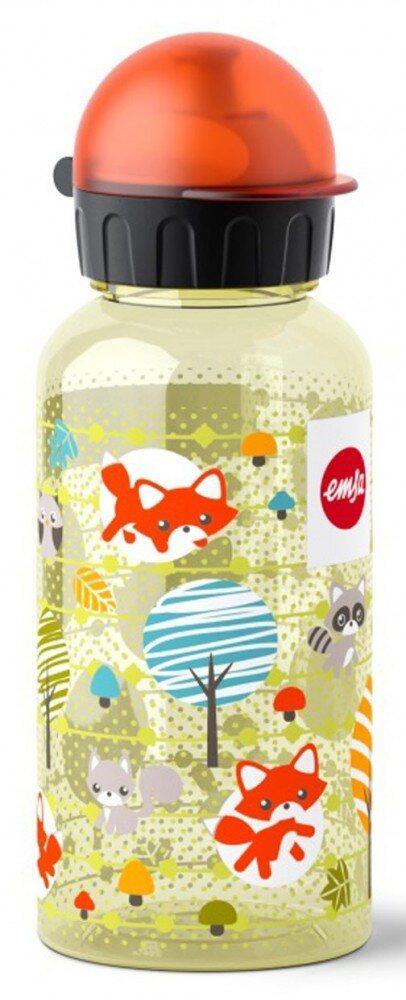 Emsa Kids Tritan Trinkflasche Fuchs mit Trinkverschluss