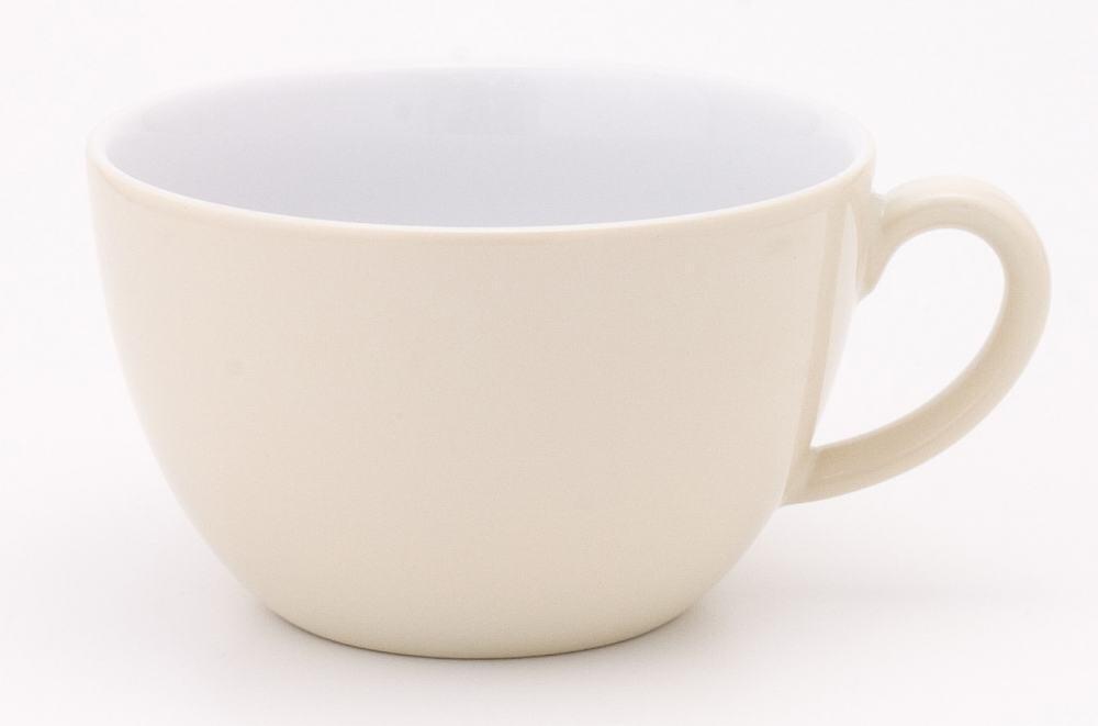 Kahla Pronto Frühstücks-Obertasse 0,40 l in elfenbein