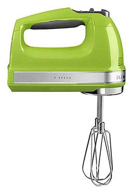 KitchenAid Handrührer apfelgrün