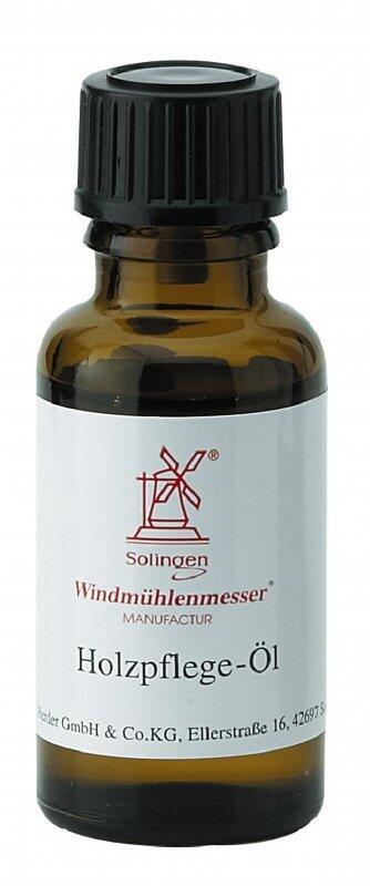 Windmühlenmesser Holzpflegeöl
