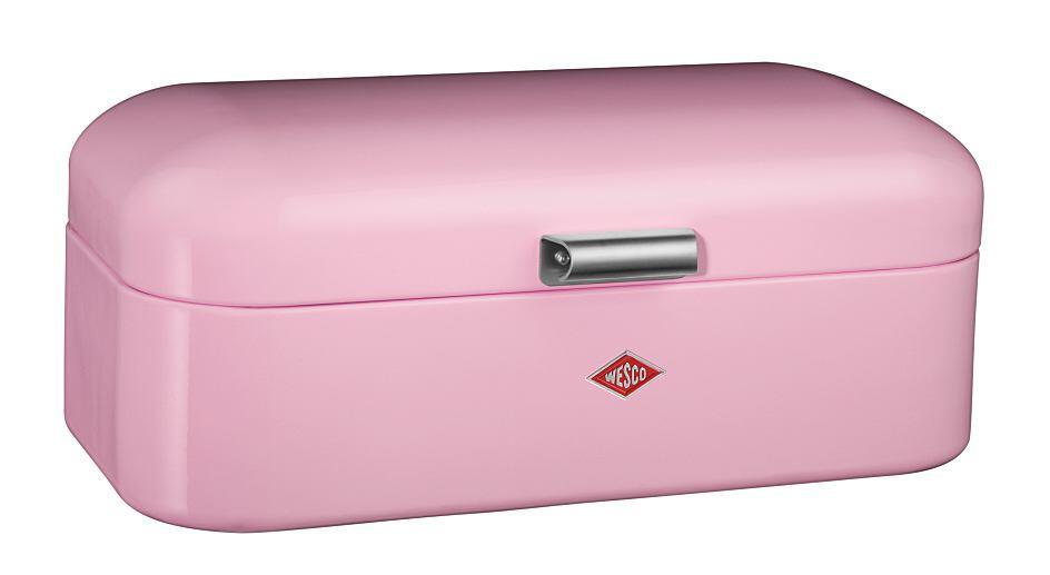 Wesco Brotkasten Grandy in pink