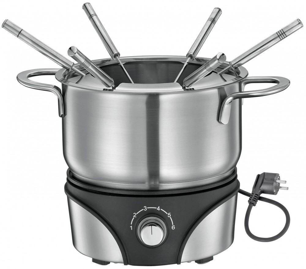 Küchenprofi Fondue-Set Genf, elektrisch