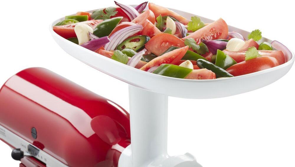 KitchenAid breites Einfülltablett