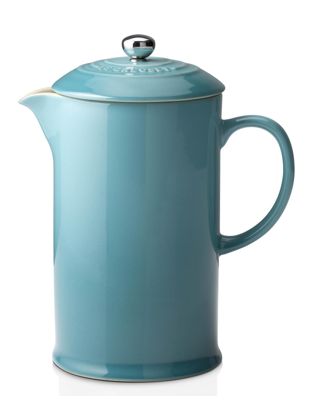 Le Creuset Kaffeebereiter in karibik