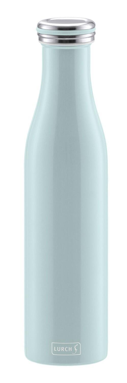 Lurch Isolierflasche in mint, doppelwandig
