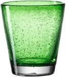 Leonardo Trinkglas BURANO 330 ml grün, 6er-Set